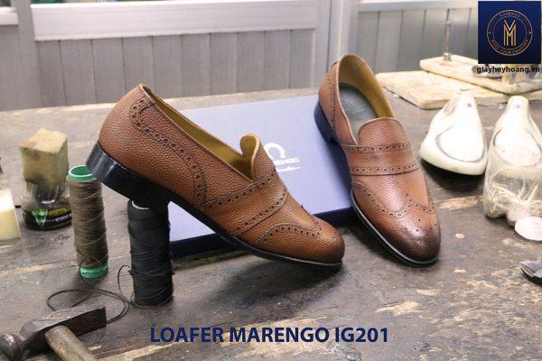 bán giày lười không dây nam loafer Marengo IG201 003