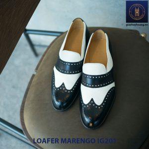bán giày lười không dây nam loafer Marengo IG201 001