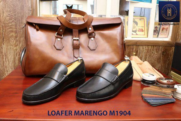 Giày lười không dây Loafer Marengo M1904 008