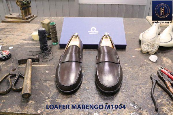 Giày lười không dây Loafer Marengo M1904 002