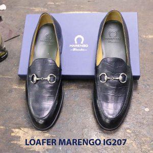 Giày lười nam không dây loafer marengo IG207 005