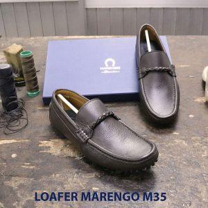 Giày lười không dây nam Loafer Marengo M53 004
