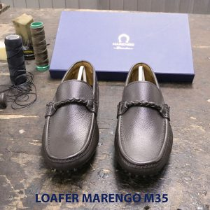 Giày lười không dây nam Loafer Marengo M53 001
