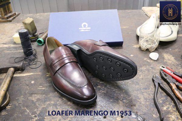 Giày lười nam công sở Penny Loafer Marengo M1953 003