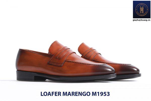 Giày lười nam công sở Penny Loafer Marengo M1953 002
