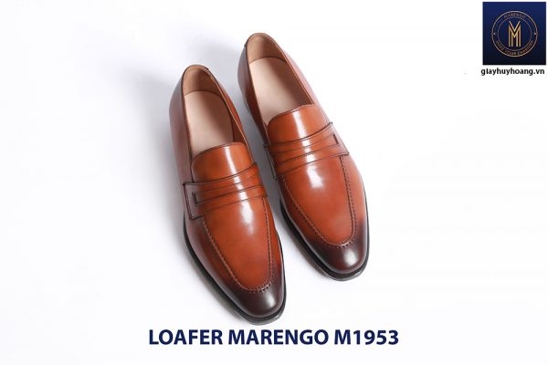 Giày lười nam công sở Penny Loafer Marengo M1953 001