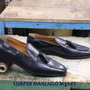 Giày lười không dây Tassel Loafer Marengo M1945 006