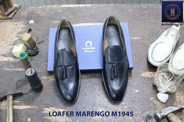 Giày lười không dây Tassel Loafer Marengo M1945 005