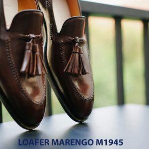 Giày lười không dây Tassel Loafer Marengo M1945 002