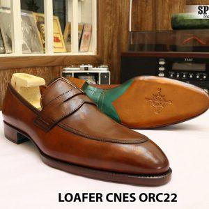 Giày lười xỏ chân Loafer CNES ORC22 size 43 003