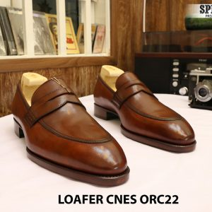 Giày lười xỏ chân Loafer CNES ORC22 size 43 001
