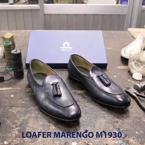 Giày lười đế da Tassel Loafer Marengo M1930 006