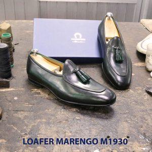 Giày lười đế da Tassel Loafer Marengo M1930 005