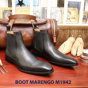 Giày da nam cổ cao Boot Marengo M1942 001