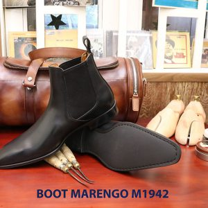 Giày da nam cổ cao Boot Marengo M1942 006