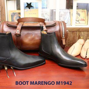 Giày da nam cổ cao Boot Marengo M1942 005