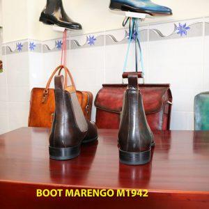 Giày da nam cổ cao Boot Marengo M1942 004