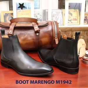 Giày da nam cổ cao Boot Marengo M1942 002