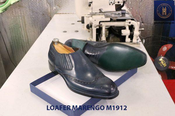 Giày tây nam không dây Loafer Marengo M1912 006