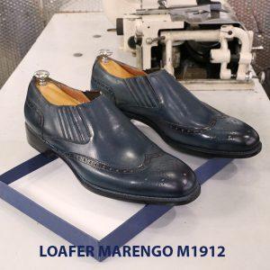 Giày tây nam không dây Loafer Marengo M1912 005