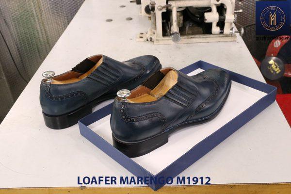 Giày tây nam không dây Loafer Marengo M1912 004