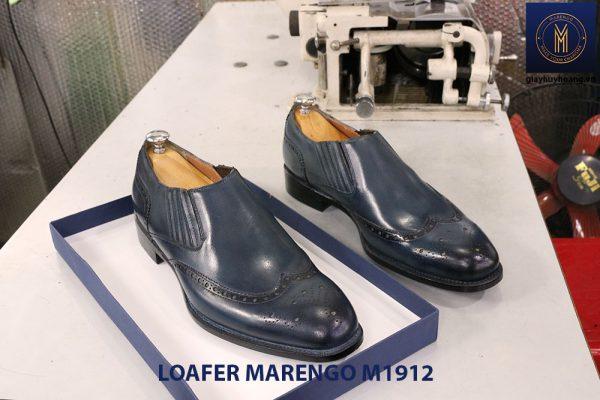 Giày tây nam không dây Loafer Marengo M1912 001