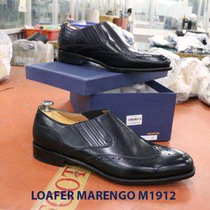 Giày tây nam không dây Loafer Marengo M1912 003