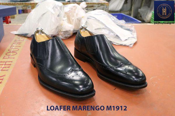 Giày tây nam không dây Loafer Marengo M1912 002