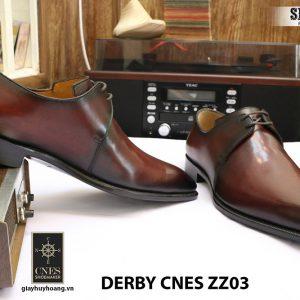 [Outlet] Giày da thời trang Derby CNES zz03 size 47 004