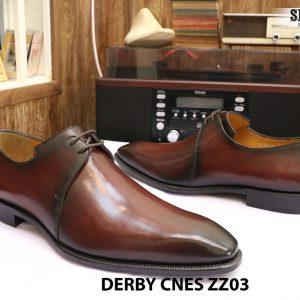 [Outlet] Giày da thời trang Derby CNES zz03 size 47 003