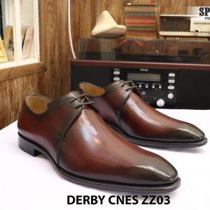 [Outlet] Giày da thời trang Derby CNES zz03 size 47 001