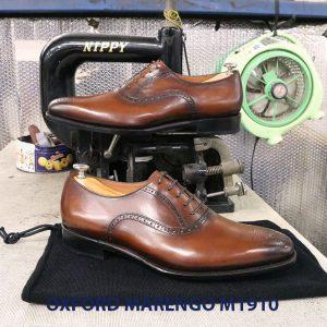 Giày da nam cao cấp Oxford Marengo M1910 006