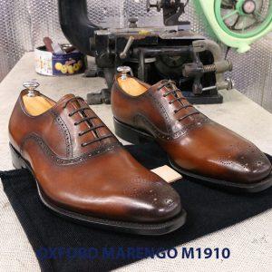 Giày da nam cao cấp Oxford Marengo M1910 005