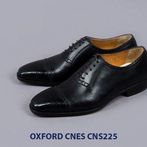 Giày tây nam da đẹp Oxford CNES CNS225 001