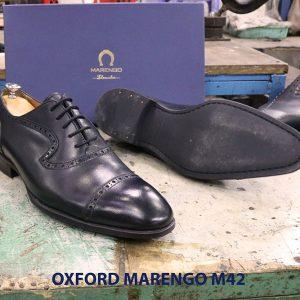 Giày tây nam Oxford Captoe Marengo M42 004