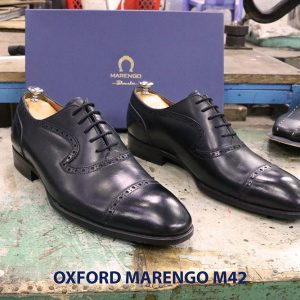 Giày tây nam Oxford Captoe Marengo M42 003