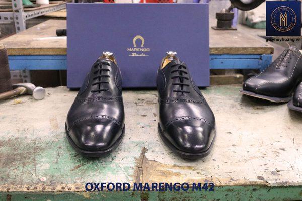 Giày tây nam Oxford Captoe Marengo M42 002
