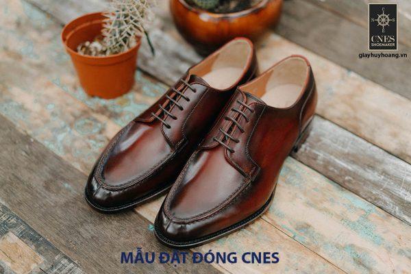 Giày da nam hàng hiệu Derby CNES 104 001