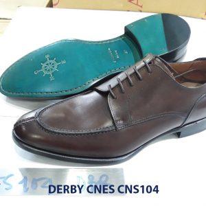 Giày da nam hàng hiệu Derby CNES 104 002