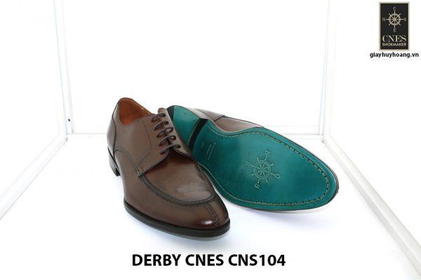 Giày da nam hàng hiệu Derby CNES 104 003