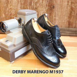 Giày da nam buộc dây Derby Marengo M1937 004