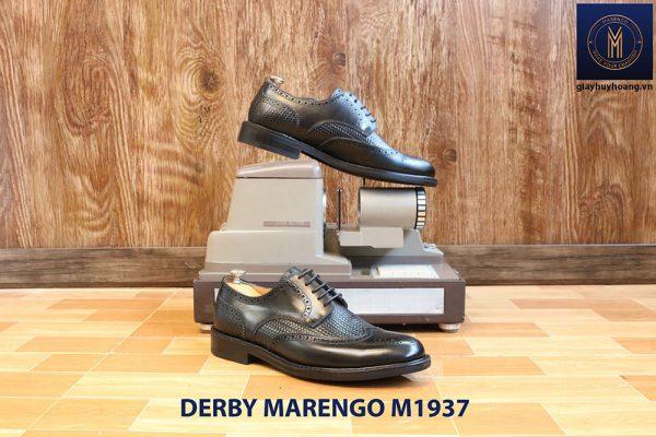 Giày da nam buộc dây Derby Marengo M1937 003