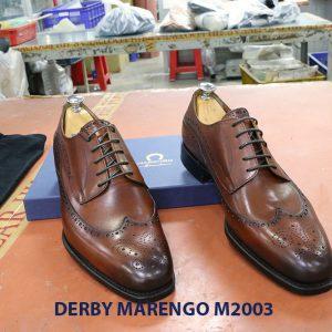 Giày tây nam da bò Derby Marengo M2003 001