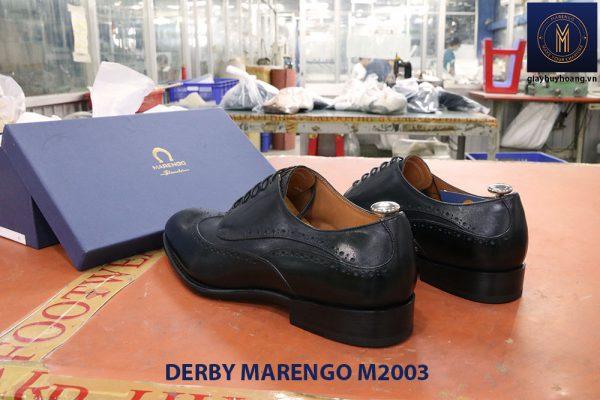 Giày tây nam da bò Derby Marengo M2003 005