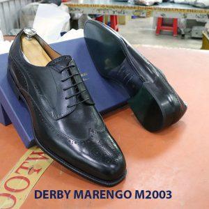 Giày tây nam da bò Derby Marengo M2003 004