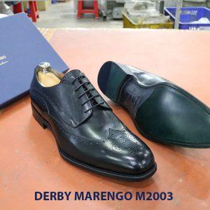 Giày tây nam da bò Derby Marengo M2003 003