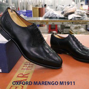 Giày tây nam đế da Oxford Marengo M1911 006