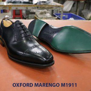 Giày tây nam đế da Oxford Marengo M1911 004