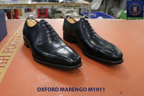 Giày tây nam đế da Oxford Marengo M1911 003