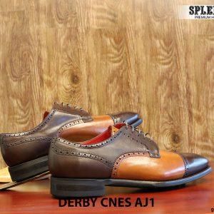 [Outlet] Giày da nam cao cấp Derby CNES AJ1 size 43 004